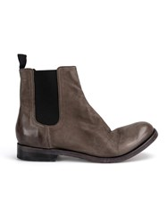 The Last Conspiracy Crooked Chelsea Boots Brown