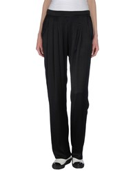 Roberto Collina Trousers Casual Trousers Women Black