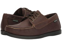 Eastland 1955 Edition Falmouth Bomber Brown Lace Up Casual Shoes