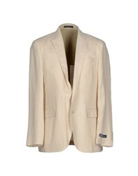 Polo Ralph Lauren Suits And Jackets Blazers Men Ivory