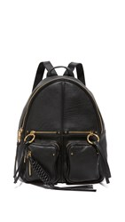See By Chloe Patti Backpack Black