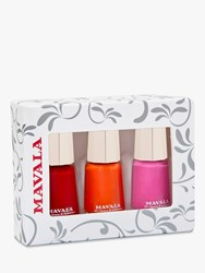 Mavala Trio Of Mini Nail Polish Colour Set