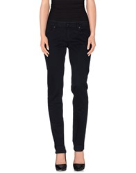 Aquascutum London Aquascutum Trousers Casual Trousers Women Dark Blue