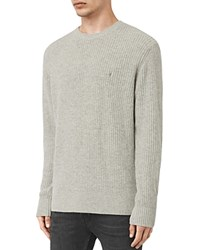 Allsaints Lymore Sweater Gray Marl