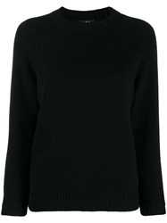 A.P.C. Knitted Jumper Black
