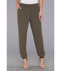 Joie Mariner J099 10183 Fatigue Women's Casual Pants Green
