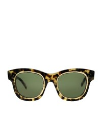 Celine Helen Sunglasses Female Yellow