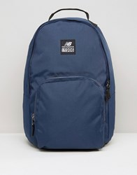 New Balance Driver Backpack In Blue Blue