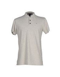 Marc By Marc Jacobs Topwear Polo Shirts Men Grey