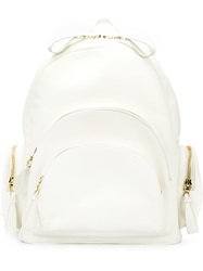 Valas 'Rockefeller' Backpack White