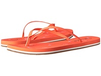 Splendid Firefly Neon Coral Flamingo Women's Sandals Orange