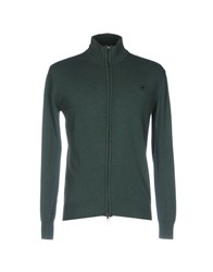 Beverly Hills Polo Club Knitwear Cardigans Green