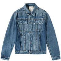 Helmut Lang Denim Jacket Blue