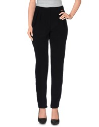 Blugirl Blumarine Trousers Casual Trousers Women Black