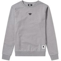 Kappa Kontroll Basic Crew Sweat Grey