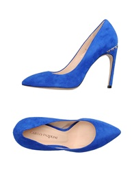 Carlo Pazolini Pumps Bright Blue