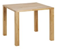Mash Studios Lax Series Edge Square Table