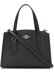 Coach Charlie 27 Carryall Tote Black