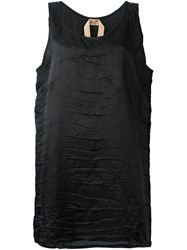 N 21 No21 Long Tank Top Black