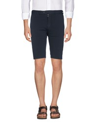 Alpha Studio Bermudas Dark Blue