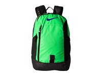 Nike Alpha Adpt Rise Backpack Green Spark Black Deep Royal Blue Backpack Bags