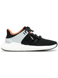 Adidas Originals Eqt Support 93 17 Sneakers Polyester Rubber Black