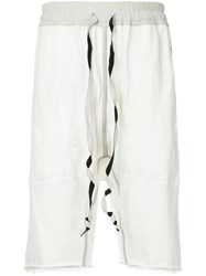 Isaac Sellam Experience Intuitif Shorts White