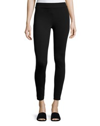Vince Stitch Back Seam Legging Black