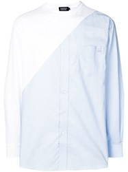 Andrea Crews Bi Shirt Blue