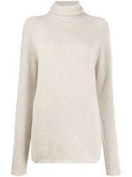 Ma'ry'ya Long Line Jumper Neutrals