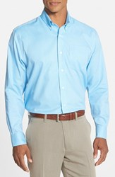 Men's Cutter And Buck 'Nailshead' Classic Fit Sport Shirt Atlas