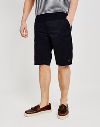 Farah Hawking Short Chino Twill Navy