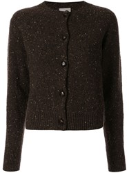 Margaret Howell Speckled Knitted Cardigan 60