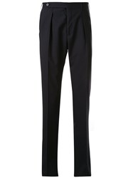 Corneliani Straight Fit Water Repellent Trousers 60