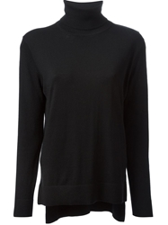 Michael Michael Kors Turtleneck Sweater Black