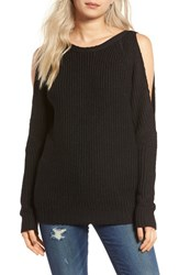Glamorous Women's Cold Shoulder Sweater