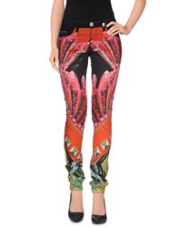 Philipp Plein Trousers Casual Trousers Women Red