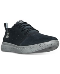 Under Armour Men's 24 7 Suede Casual Sneakers From Finish Line Stealth Gray Alum