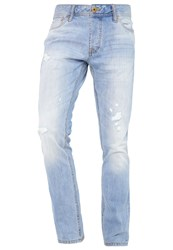 Jack And Jones Jjitim Jjoriginal Slim Fit Jeans Blue Denim