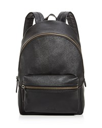 Uri Minkoff Paul Backpack Silver Chrome