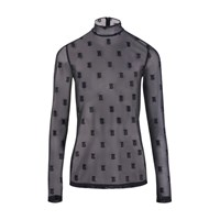 Burberry Trancura Sweatshirt Black Ip Pat