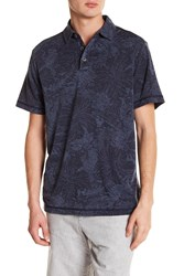 Tommy Bahama Leafing In The Sun Polo Navy