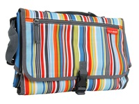 Skip Hop Pronto Changing Station Metro Stripe Handbags Multi