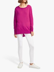 French Connection Spring Round Neck Jumper Pure Passion
