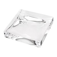 Kartell Square Soap Dish Transparent