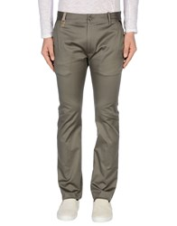 Diesel Trousers Casual Trousers Men Grey
