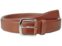 Cole Haan 35Mm Full Grain Veg Belt Cognac Men's Belts Tan