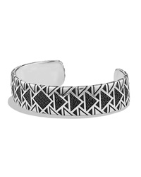 Frontier Wide Cuff Bracelet David Yurman