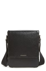 Burberry Men's Greenford Crossbody Bag Black