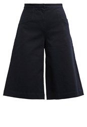 Hobbs Bella Trousers Navy Dark Blue